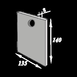 Перегородка Т2