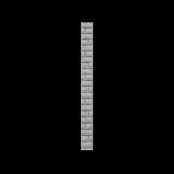 Stâlp ST32 (2 plăci)